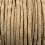 câble electrique coton châtaignes