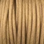 cable electrique coton lichen