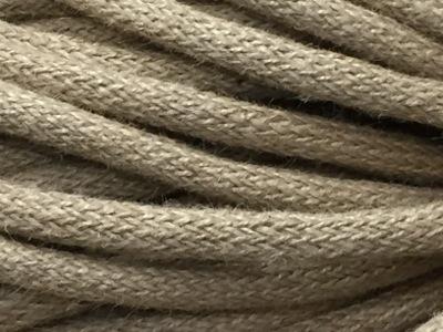 gros cable electrique tissu ficelle