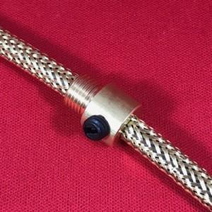 serre câble laiton