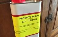 Produits contre les termites, vrillettes, comment traiter un bois.