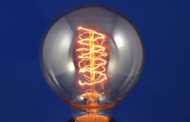 Ampoule sphérique filament spirale (décorative)