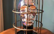 Ampoules skull LED, tête de mort.