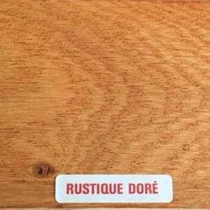 cire à bois encaustique rustique doré
