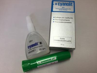cyanolit 201