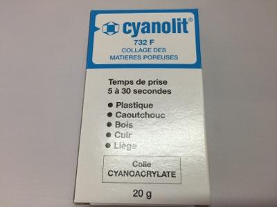 cyanolit 732f