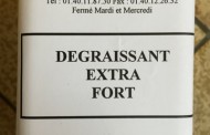 Dégraissant extra fort Dugay