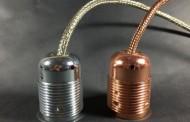 Câbles électriques gaines métalliques.