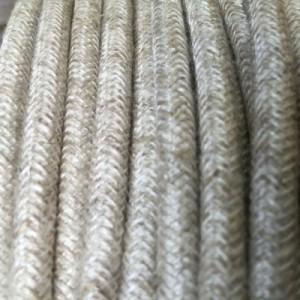 fil electrique textile chine beige produits restauration de meubles. Black Bedroom Furniture Sets. Home Design Ideas