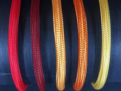 Cable electrique tissu couleurs - Norme couleur fil electrique ...