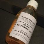 Huile de jade huile protection