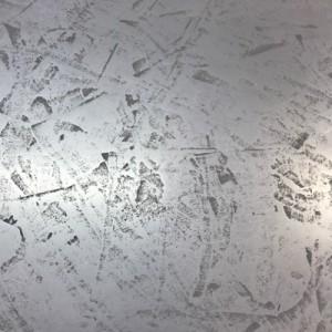 métallisation  aluminium