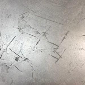 métallisation zinc