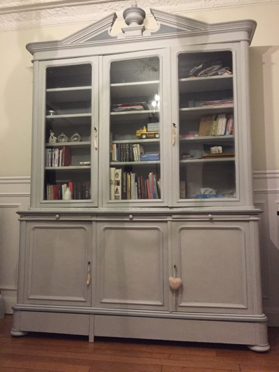 meuble relooker à la caseine