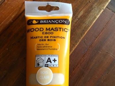 Wood mastic E800