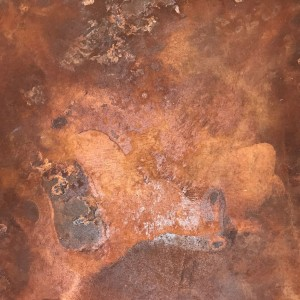 oxy poudre sur fer