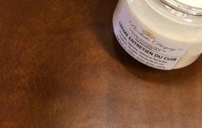 Produits pour l'entretien du cuir