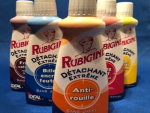 Rubigine Detachant Textile